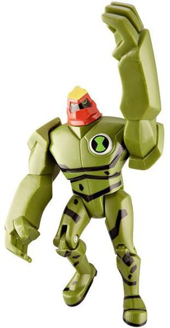 Ben 10 Haywire Diamondhead Action Figure