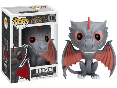 Funko Game of Thrones POP! TV Drogon Vinyl Figure #16
