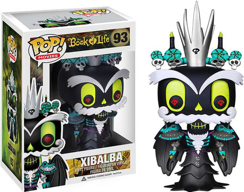 Funko The Book of Life POP! Movies Xibalba Vinyl Figure #93