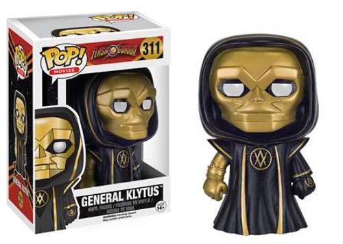 Funko Flash Gordon POP! Movies General Klytus Vinyl Figure #311