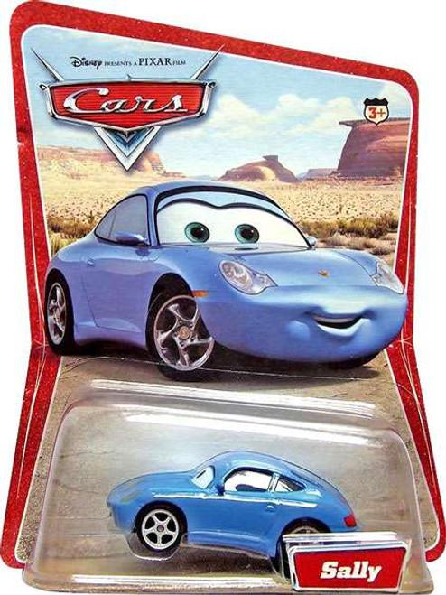 Disney / Pixar Cars Sally Diecast Car