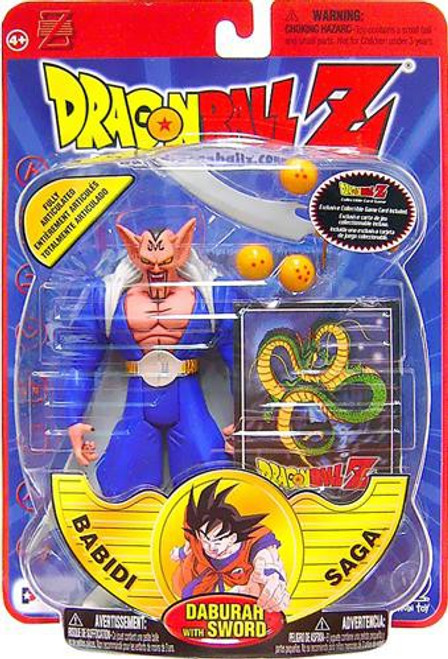 Dragon Ball Z Series 8 Babidi Saga Daburah Action Figure [With Sword]