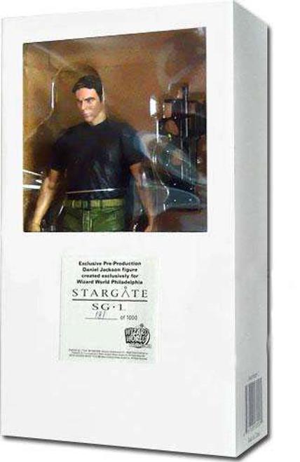 Stargate SG-1 Daniel Jackson Exclusive Action Figure