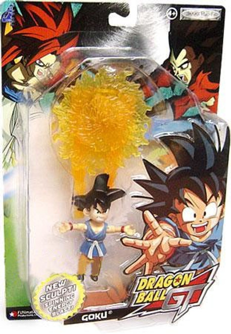 Dragon Ball GT Series 4 Goku Action Figure
