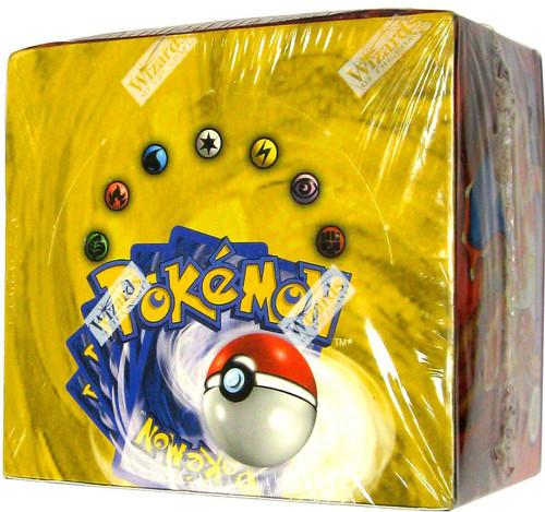 Pokemon Trading Card Game Base Set (Basic) Booster Box [36 Packs]