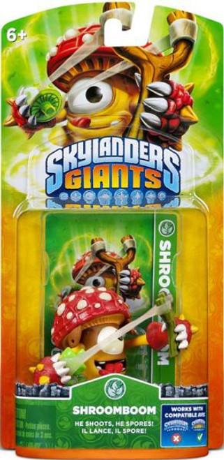 Skylanders Giants Shroomboom Figure Pack