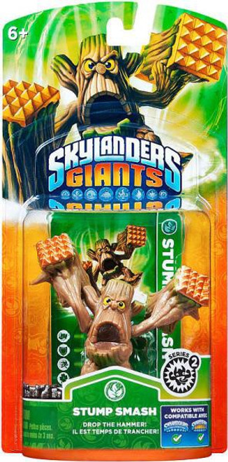 Skylanders Giants Series 2 Stump Smash Figure Pack