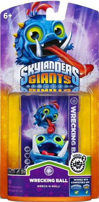 Skylanders Giants Series 2 Wrecking Ball Figure Pack