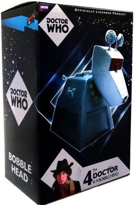 Doctor Who 4th Doctor K-9 Bobble Head