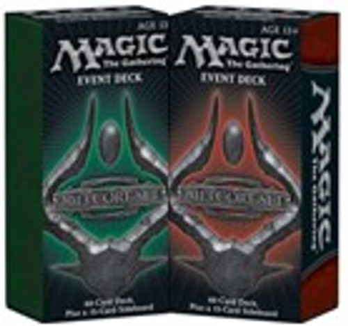 MtG Trading Card Game 2013 Core Set Set of 2 M13 Event Decks