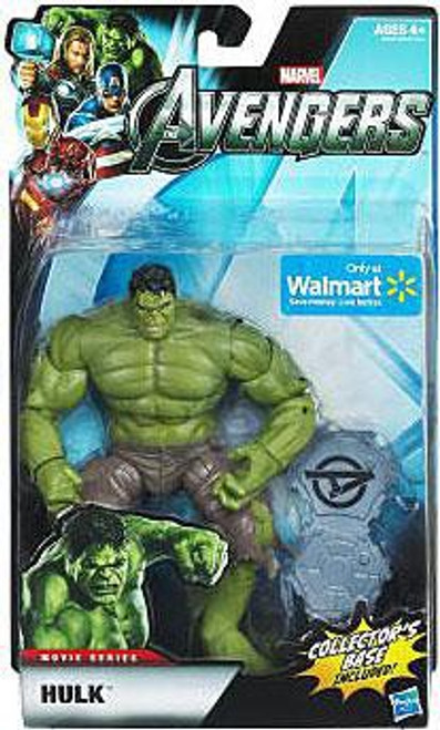 Marvel Legends Avengers Hulk Exclusive Action Figure