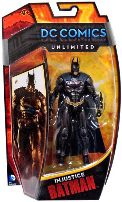 DC Comics Unlimited Series 2 Injustice Batman Action Figure