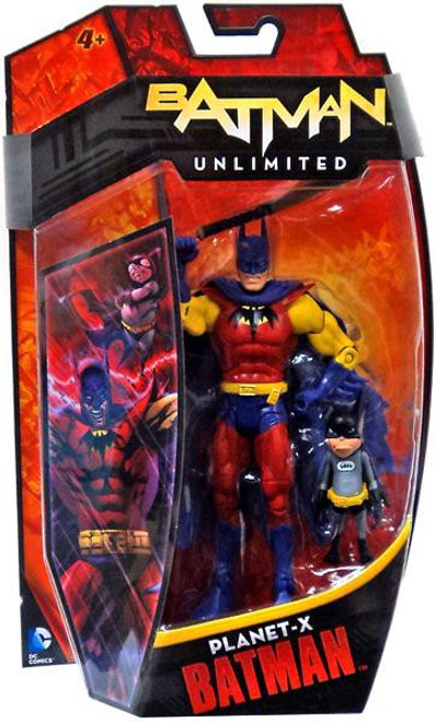 Batman Unlimited Batman Action Figure [Planet-X]