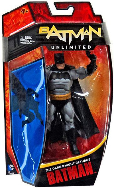 Batman Unlimited Series 2 Returns Batman Action Figure [The Dark Knight]