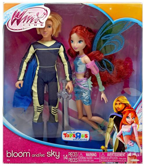 Winx Club Bloom & Sky Exclusive 11.5-Inch Doll Set