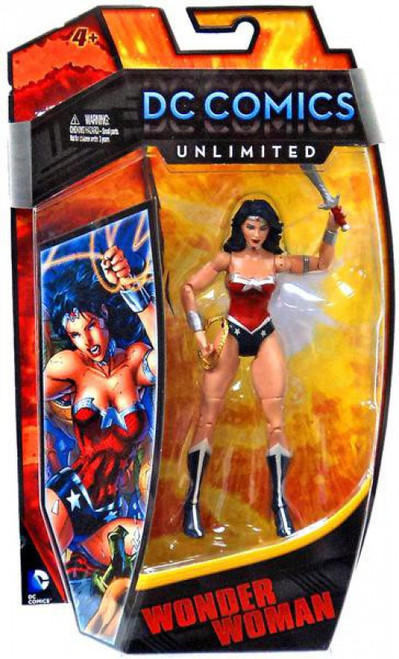 The New 52 DC Comics Unlimited Series 2 Wonder Woman Action Figure