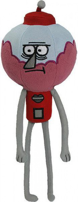 Cartoon Network Regular Show Benson 7-Inch Plush