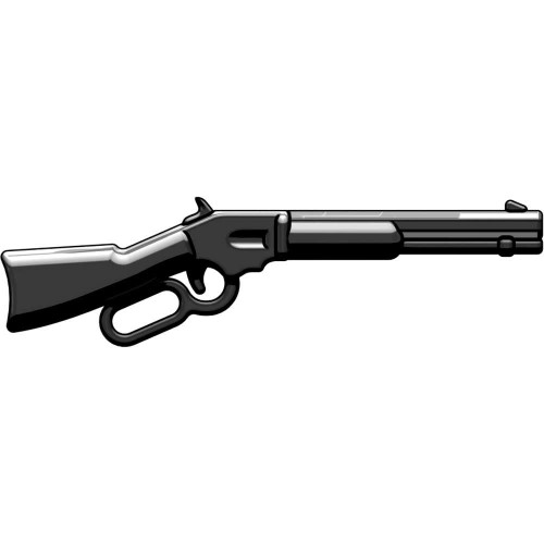 BrickArms Lever Action Rifle 2.5-Inch [Black]