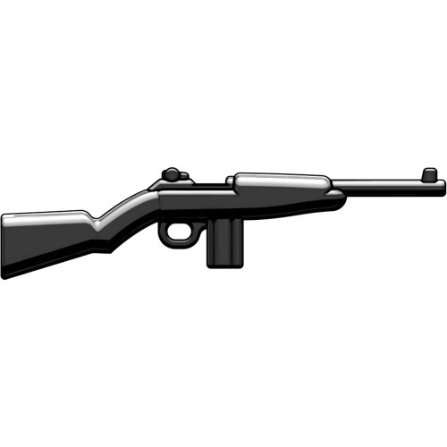 BrickArms M1 Carbine Full Stock 2.5-Inch [Full Stock, Black]