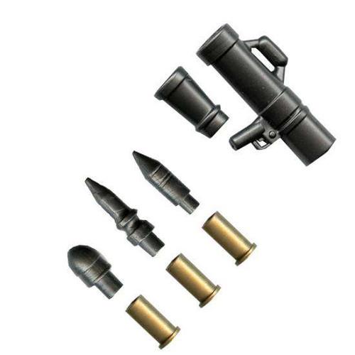 BrickArms MAAWS With Gunmetal Shells 2.5-Inch [Gunmetal]