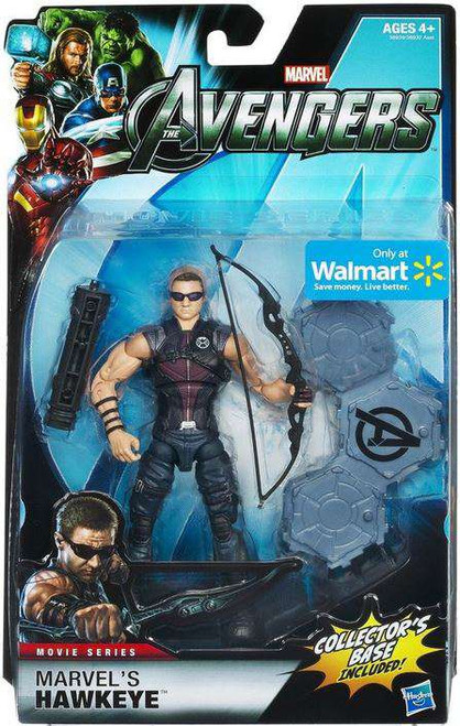 Marvel Legends Avengers Hawkeye Exclusive Action Figure