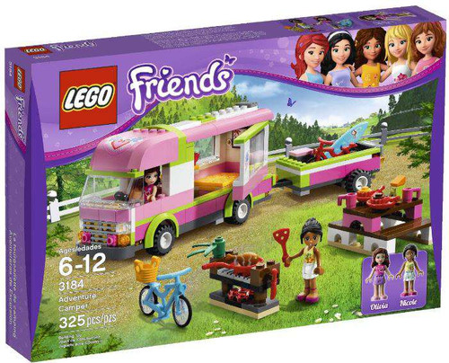 LEGO Friends Adventure Camper Set #3184
