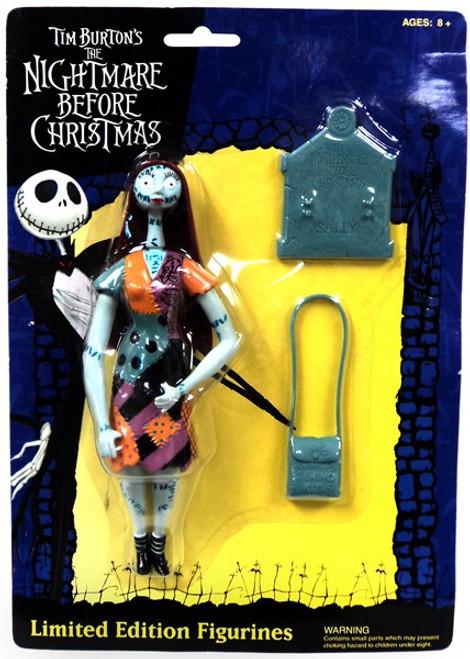 NECA Nightmare Before Christmas Sally Figurine