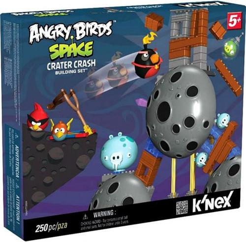 K'NEX Angry Birds Crater Crash Set #72437