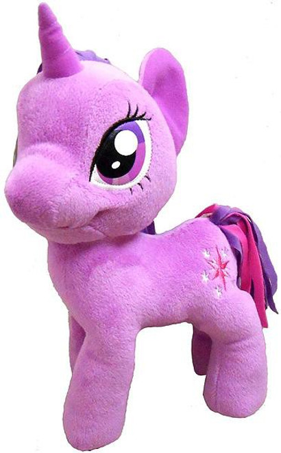 My Little Pony Friendship is Magic 10 Inch Twilight Sparkle Exclusive Plush