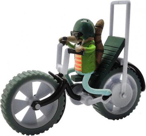 Cartoon Network Regular Show Rigby 3-Inch Pull Back Vehicle