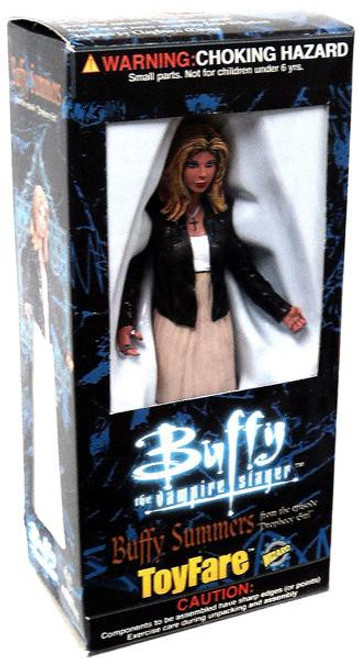 Buffy The Vampire Slayer Buffy Summers Exclusive Action Figure