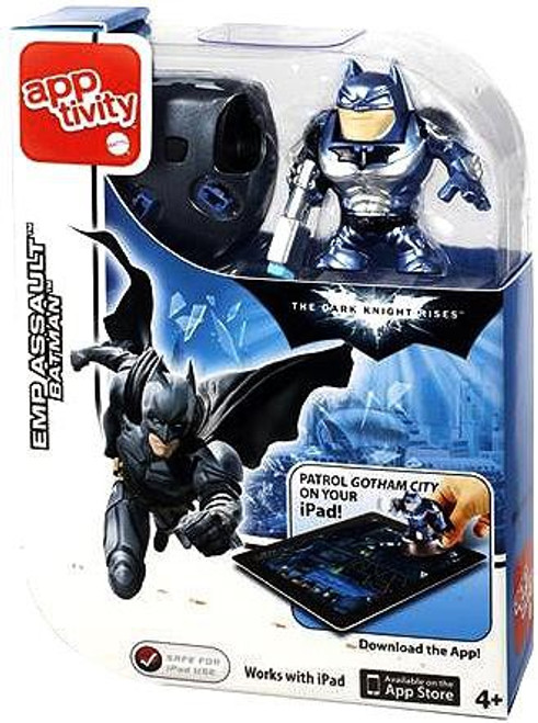 The Dark Knight Rises Apptivity Batman Figure [EMP Assault]