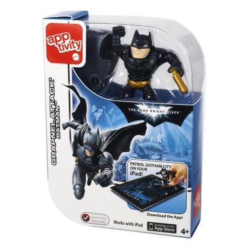 The Dark Knight Rises Apptivity Batman Figure [Grapnel Attack]