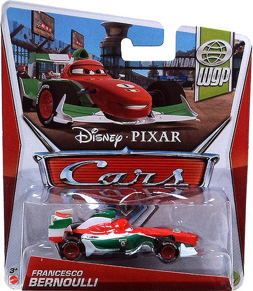 Disney / Pixar Cars Series 3 Francesco Bernoulli Diecast Car