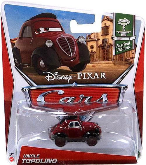 Disney / Pixar Cars Series 3 Uncle Topolino Diecast Car