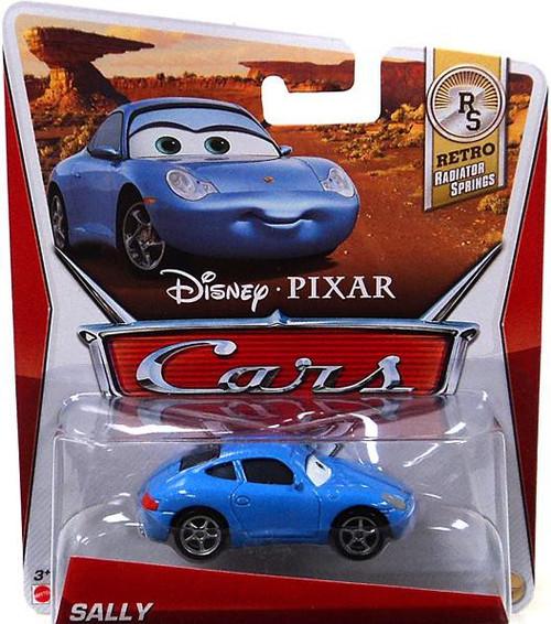 Disney / Pixar Cars Series 3 Sally Diecast Car