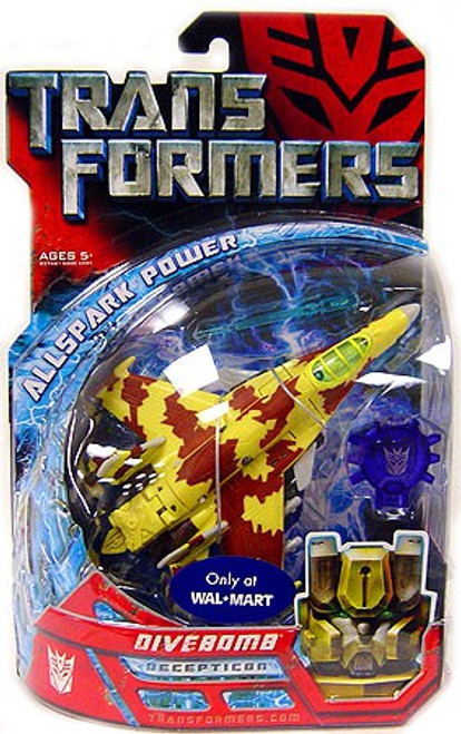Transformers Movie Divebomb Exclusive Deluxe Action Figure [Damaged Package]