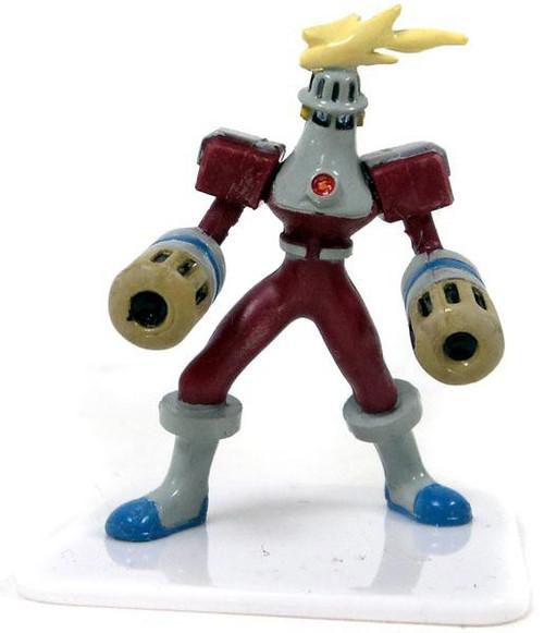 Capcom Mega Man Torchman 2-Inch Mini Figure [Loose]