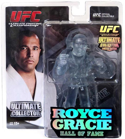 UFC Ultimate Collector Series 11 Royce Gracie Action Figure [Hall of Fame]