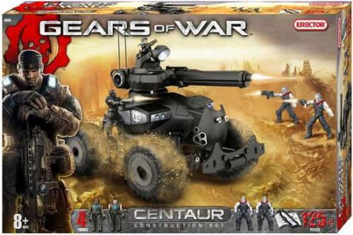 Gears of War Centaur Tank Construction Set #6450