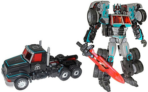 Transformers TCC Subscription Service Clone Commander Scourge Exclusive Action Figure