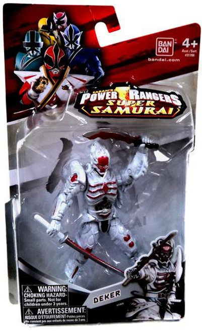 Power Rangers Super Samurai Deker Action Figure