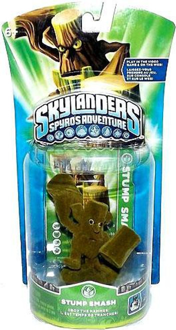 Skylanders Spyro's Adventure Stump Smash Figure Pack [Flocked]