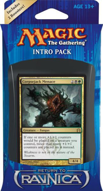 MtG Trading Card Game Return to Ravnica Golgari Growth Intro Pack