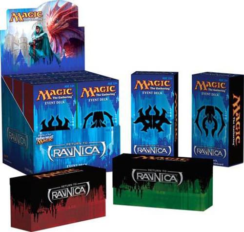 MtG Trading Card Game Set of 2 Return to Ravnica Event Decks