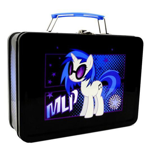 "My Little Pony DJ P0N-3 ""Vinyl Scratch"" Lunch Box"
