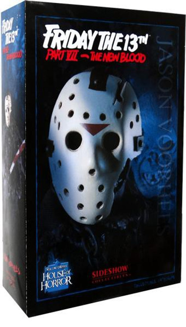Friday the 13th Part VII The New Blood House of Horror Jason Voorhees Collectible Figure