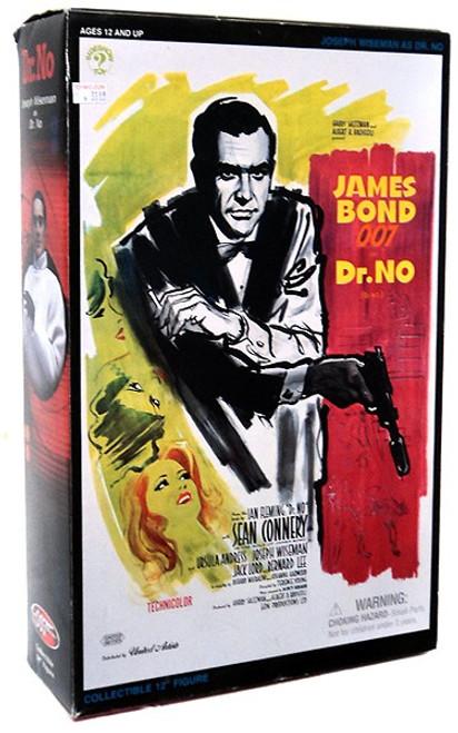 James Bond Dr. No Collectible Figure