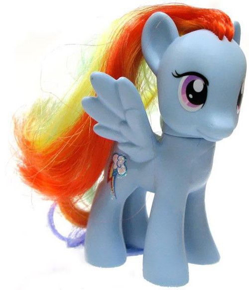 My Little Pony Rainbow Dash Collectible Figure [Favorites Collection Loose]