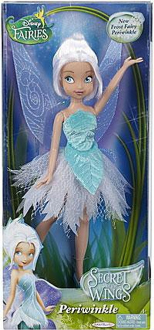 Disney Fairies Secret of the Wings Winter Fashion Periwinkle 9-Inch Doll